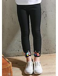Pantalons Fille Imprimé Printemps