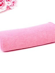 Pinpai Special Towels for Hand Nail Pillow Hands Manicure Hand Cushion with Removable Pink Nail Art Kits Nail Art Manicure Tool