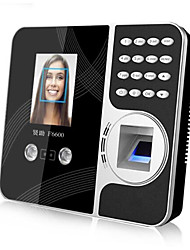 F6600 Attendance Machine Multiple Recognition Software Free Face Recognition Fingerprint Recognition Attendance Machine