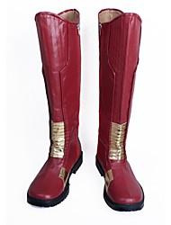 Cosplay Schuhe Cosplay Stiefel Cosplay Cosplay Anime Cosplay Schuhe Leder PU - Leder/Polyurethan Leder Kunstleder Unisex Erwachsene