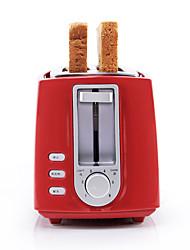 Brotmaschinen Toaster Neuheiten für die Küche 220VTiming-Funktion Licht und Bequem Niedlich Geräuscharm Licht-Spannungsanzeige Leichtes