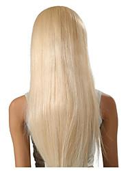 Mujer Pelucas de Cabello Natural Cabello humano Encaje Frontal Frontal sin Pegamento 130% Densidad Rizado Peluca Negro Negro Corto Medio