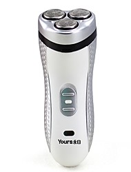 YORUS YR-T09 Electric Shavers Floating Blades Slim and Fashionable Design Long Lasting Battery Lightweight Detachable
