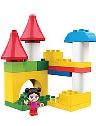 Bloques de Construcción Para regalo Bloques de Construcción Castillo Hierro Forjado 8 a 13 años 3-6 años de edad Juguetes