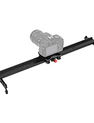 Andoer 60cm / 24 4 Bearings Camera Slider Rail Track Slider Aluminum Alloy Video Stabilizer for Canon Nikon Sony