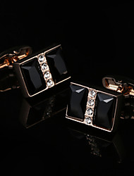 2017 New Men's Jewelry Luxury Shirt Cufflinks for Mens High Quality Cuff links Wedding Gifts for Men Guests Cuff Buttons