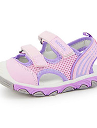 Baby Flats Comfort First Walkers Synthetic Summer Casual Blushing Pink Green Light Grey Flat