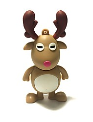 32gb natal usb flash drive cartoon natal cervo natal presente usb 2.0