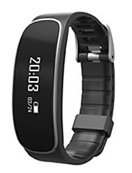 SR02 calorías braceletwater inteligente resistente a prueba de agua / espera largo quemados podómetros deportes de cuidado de la salud de