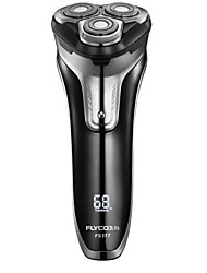FLYCO FS377 Electric Shaver Razor 100-240V Washable Quick Charge