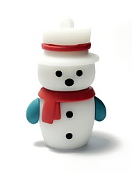 1gb natal usb flash drive cartoon natal snowman presente de natal usb 2.0