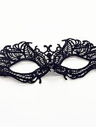 сексуальная женская черная кружевная маска маскарадная маска halloween prop косплей аксессуары карнавал маскарад вечеринка костюм