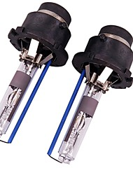 1pair haute configuration voiture éclairage d'éclairage original d4r 8000k caché ampoule au xénon