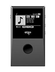 aigo HiFiPlayerNo Memory Capacity 3.5mm Jack TF Card 64GBdigital music playerButton