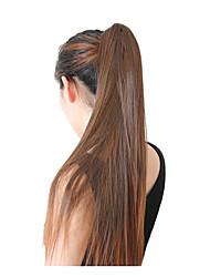 Femme Perruque Naturelles Dentelle Brésiliens Cheveux humains Lace Front Sans Colle Lace Front 130% Densité Raide Perruque Noir / Auburn