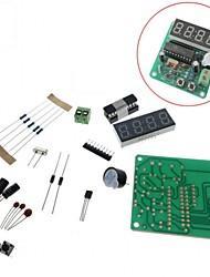 Ensemble de production de l'horloge électronique à 4 broches