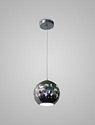 estilo criativo simples / estilo moderno / lâmpada de vidro colorido / lodge natureza inspirada chique&Iluminação moderna do país