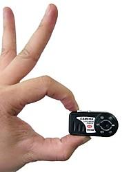 Mini Camcorder Alta Definição Portátil Detector de Movimento Ângulo de visão largo Visão Nocturna