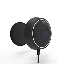 Coche Camioneta V4.0 Bluetooth Coche Kit Manos libres del coche control de sonido Con la música del altavoz Transmisores FM Reproductor