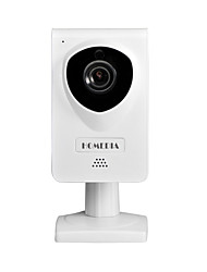 HOMEDIA® 720P IP Camera 1.0MP WiFi Wireless P2P Onvif PTZ SD Card Night Vision Security Mobile View