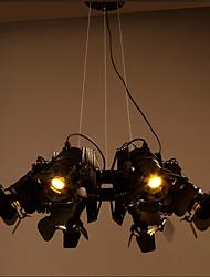 espaço loft personalidade criativa vento industrial restaurando maneiras antigas droplight loja de roupas restaurante bar cafe escala de