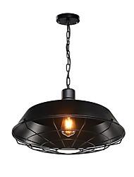 1-фары подвесной свет винтажный промышленный подвесной светильник кантри кантри мини-канделябр для столовой диаметром 46 см