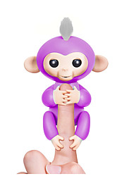 Finger Fingerlings Children Toy Monkey Monkey And Colorful Can Cuddle a Monkey Electronic Amart Touch
