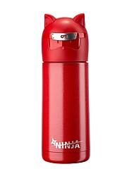 На открытом воздухе Wear to work Идти Стаканы, 300 силикагель Нержавеющая сталь Чайный Телесный Бутылки для воды