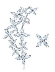 Women's Cubic Zirconia Mismatch Zircon Jewelry For Daily