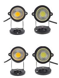 4pcs 3W Outdoor Landscape LED Lawn Light Garden Spot Light Spike 12V Energy Saving 350LM Warm/Cool White AC85-265V/DC12V