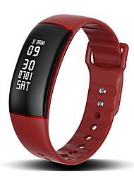 hhy nuevo a69 pulseras inteligentes frecuencia cardíaca presión arterial sueño vigilancia sedentario recordatorio llamador información