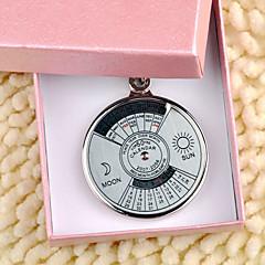 Personalized Key Ring - Perpetual Calendar (set of 6)