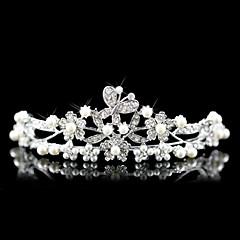 Dame Legering / Imitert Perle Headpiece-Bryllup / Spesiell Leilighet Diademer Klar