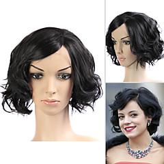 täynnä pitsiä (ranska pitsi) 100% ihmisen Remy hiukset lilja Allenin hiustyyli peruukki