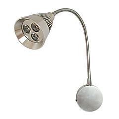zdm ™ 3W LED væg lys / spotlight / spejl-lampe / vin kabinet lys