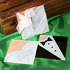 Bride and Groom Coasters(set of 2)