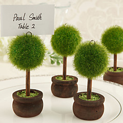 Place Cards and Holders Topiary Photo Holder/Place Card Holder (Set of 4)