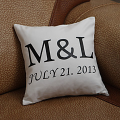 Gifts Bridesmaid Gift Personalized Pillow Case (Pillow not included)