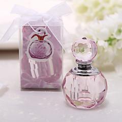docela křišťál parfémy láhev (více barev)