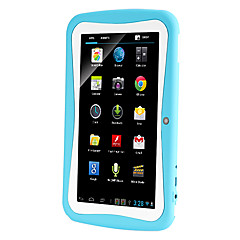 7 tommer Børn Tablet (Android 4.4 1024*600 Dual Core 512MB RAM 8GB ROM)