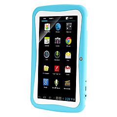 7 hüvelyk Gyermekek Tablet (Android 4.4 1024*600 Dual Core 512 MB RAM 8 GB ROM)