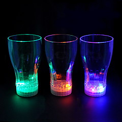 Presentes Piece / Set Luz LED Criativo Aniversário Recém-Nascido Aquecimento para a casa Não-personalizado Luz LED Branco Caixa de Ofertas