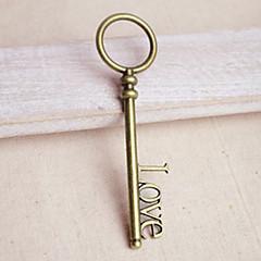 Nyckelrings Favors-20 Piece / Set Nyckelband Ej personlig