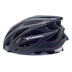 MOON Naisten Miesten Unisex Pyörä Helmet 25 Halkiot Pyöräily Maastopyöräily Maantiepyöräily Pyöräily L: 58-61CM M: 55-58CM PC EPS