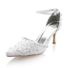 Women's Wedding Shoes Heels/Platform/D'Orsay & Two-Piece Heels Wedding/Party & Evening Ivory