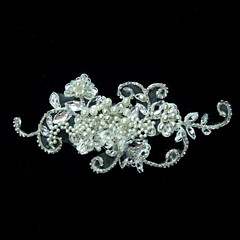 Women's Lace Headpiece-Wedding / Special Occasion / Casual Barrette