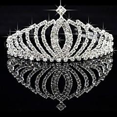 Vrouwen Licht Metaal Helm-Bruiloft / Speciale gelegenheden Tiara's