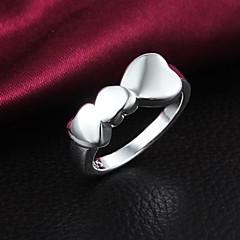 Anéis Mulheres Latão Latão Como na Imagem As cores de embelezamento estão disponiveis na imagem.