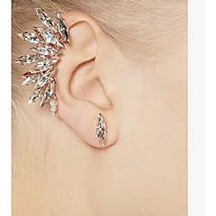 Poignets oreille Alliage Strass Imitation de diamant Bijoux Soirée Quotidien Décontracté