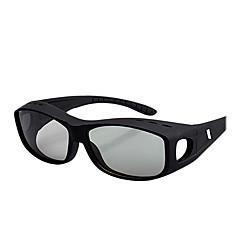 luz polarizada reedoon modelada retarder óculos 3d para tv